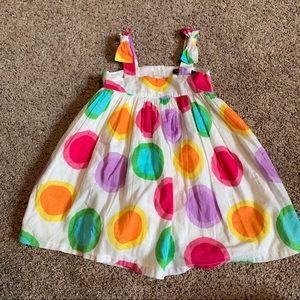 NWT Baby Gap colorful dress